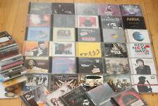 CD Sammlung Album Paket mit 30 Alben, 18 Maxi, 5 Soundtracks