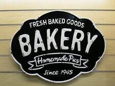 FRESH BAKED GOODS BAKERY HOMEMADE PIES SINCE 1945