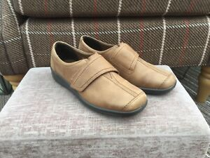 Hotter ladies shoes, Amber, tan size 4.5 Brand new.