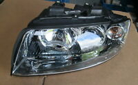 NEW GENUINE AUDI A4 LEFT GAS DISCHARGE HEAD LAMP LIGHT 8E0941029AE