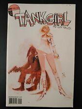 ⭐️ TANK GIRL: The Gifting #2a (2007 IDW Publishing Comics) VF Book