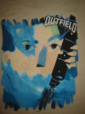 VINTAGE CONCERT T-SHIRT THE  OUTFIELD 86  NEVER WORN NEVER WASHED PLAY DEEP