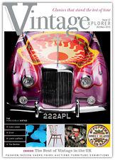 Vintagexplorer - Issue No12 - 60s London, BEV, Go-Go, Beatles, Ercol, Lava Lamps