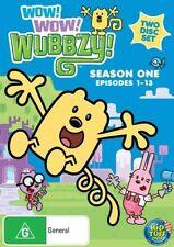 Wow! Wow! Wubbzy! : Season 1 (DVD, 2007, 2-Disc Set)