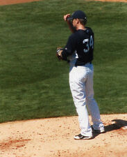 A.J. BURNETT NEW YORK YANKEES 8X10 SPORTS PHOTO (L)