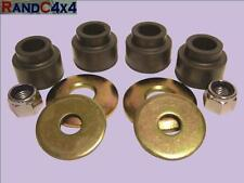 DA2353 Land Rover Defender 300 Tdi Front Radius Arm to Chassis Bush Set 90 110