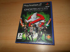 Ghostbusters The Video Game PS2 Pal Neu Versiegelt
