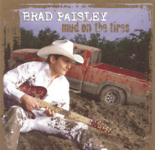 Brad Paisley - Mud on the Tires CD NEW