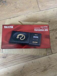 TANITA Professional Digital Scales.