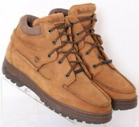 Timberland 38346 Tan Soft Leather Gore-Tex Lace-Up Hiking Boots Women's US 8M