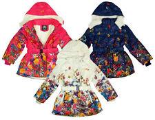 Manteaux, vestes et tenues de neige en polyester pour fille de 2 à 16 ans Hiver