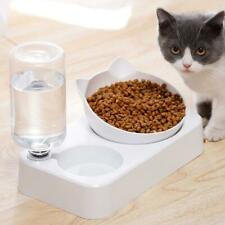 .Automatic Water Dispenser Dog Cat Pet Drinking Fountain Bowl Dish Bottle 2020