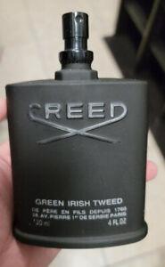 GREEN IRISH TWEED EDP 4OZ/120ML TESTER VINTAGE DISCONTINUED NEW BATCH A32B13T01