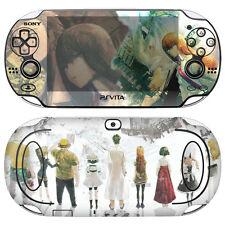 Skin Decal Sticker For PS Vita Original PCH-1000 Series-POP SKIN Steins Gate #03