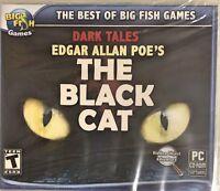 Dark Tales Edgar Allan Poes The Black Cat Pc Brand New Win10 8 7 XP