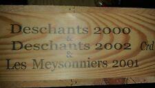 Deschants et Les Meysonniers de M. CHAPOUTIER
