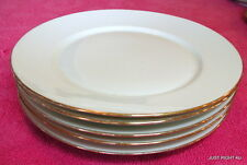 "{SET OF 5} Latrille Freres Limoges (Old Abbey LAT15) 8 3/4"" SALAD PLATES"