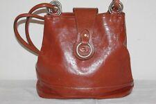 Grand sac  cuir porté Epaule avec anneaux BE