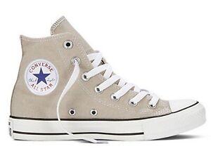 Scarpe da ginnastica beige Converse Chuck Taylor All Star per ...