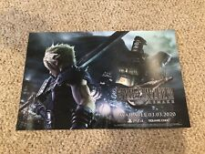 SDCC 2019 Comic-Con Exclusive FINAL FANTASY VII Square Enix D/S PS4 Poster