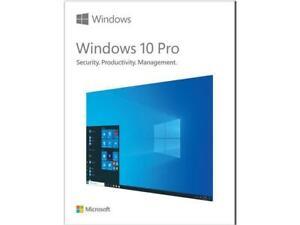 Microsoft Windows 10 Pro - Full Retail Version (USB Flash Drive) - SALE PRICE!