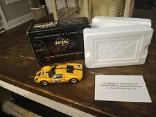 1966 GT 40 Mark ll 7 litre 427. WIX 40th Anniversary Edition 1:24 scale die-cast