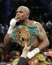 Floyd Mayweather / Boxing Champ  8 x 10 GLOSSY Photo Picture