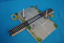 Marklin 7292 Grade crossing with Half-Barriers M Track
