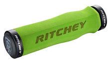Ritchey WCS Ergo Locking Truegrip Lock-On Mountain Bike MTB Grips Green