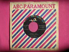 PAUL ANKA - Lonely Boy - Near Mint 45 rpm - ABC-Paramount 10022