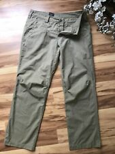 Triple Aught Design Ripstop Nylon/Cotton Pants 34x30 Made in USA button fly