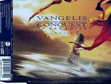 VANGELIS : CONQUEST OF PARADISE / CD - TOP-ZUSTAND