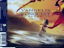 VANGELIS : CONQUEST OF PARADISE / CD