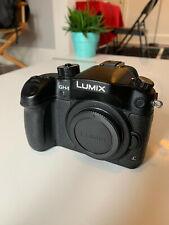 Panasonic Lumix GH4 16MP Professional 4K Mirrorless Interchangeable Lens Camera