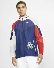 Nike Men's Medium BRS Lightweight Running Track Jacket Blue Ribbon Sports BV0191