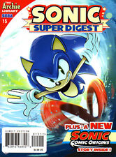 SONIC SUPER DIGEST #15 - Sonic the Hedgehog - NEW