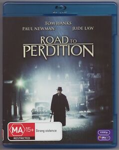 ROAD TO PERDITION (2002) dir: Sam Mendes / Blu-ray / Mint, as new