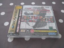 >> SEGA WORLDWIDE SOCCER '98 98 SATURN JAPAN IMPORT NEW SEALED! <<