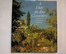 Day in the country impressionism french landscape Los Angeles County Museum 1985