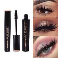 1 PCS Miss Rose Makeup Eyelash Mascara Eye Lashes Makeup 4D Lash Mascara