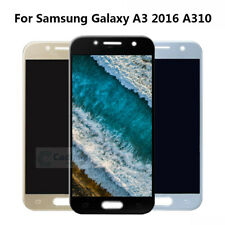Lot For Samsung Galaxy A3 2016 A310 A310F LCD Display Touch Screen Digitizer U