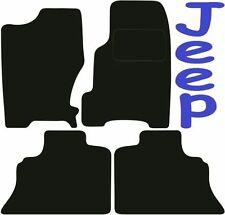 Deluxe Quality Car Mats for Jeep Grand Cherokee 99-05 ** Tailored for Perfect fi