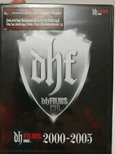 DH Films Inc 2000-2005 CD & DVD Sealed feat Dj Honda & Rob Swift Hip Hop