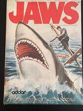1976 Addar Jaws Model Universal City Studios 270