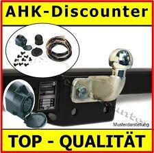 Anhängerkupplung & ES13 Mitsubishi Pajero V20 91-00 AHK & E-Satz - komplett