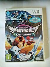 DISNEY ~ SPECTROBES: ORIGINS ~ PAL NINTENDO Wii U ~ BRAND NEW & SEALED ~