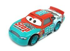 CARS 3 - MURRAY CLUTCHBURN racer SPUTTER STOP TEAM -  Mattel Disney Pixar Loose
