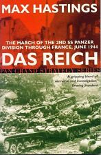 Das Reich: The March of the 2nd Panzer Divisio: The March of the 2nd Panzer Div