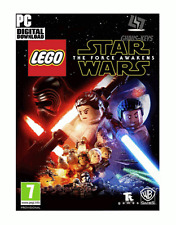 LEGO Star Wars The Force Awakens STEAM KEY PC GAME codice Global [SPEDIZIONE LAMPO]