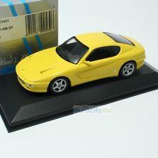 MINICHAMPS FERRARI 456 GT YELLOW MIN072401